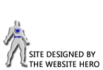 website hero